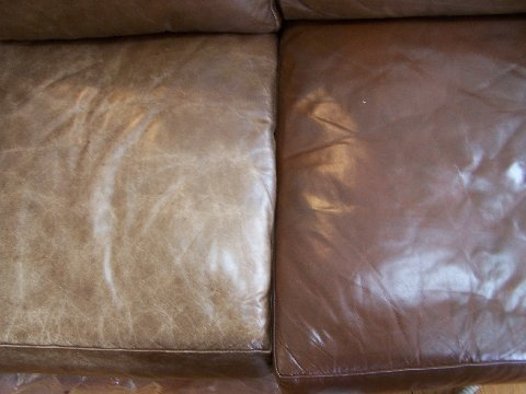 #leatherrepair #beforeandafter